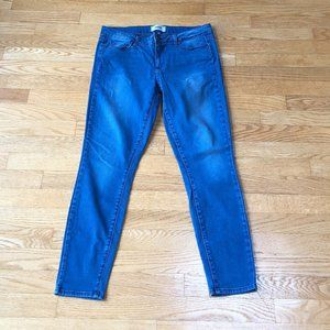 Paige Verdugo Ankle Blue Jeans W30